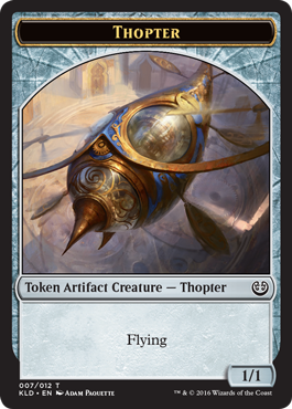 Thopter Token (007)