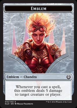 Emblem - Chandra