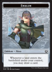 Emblem - Nissa