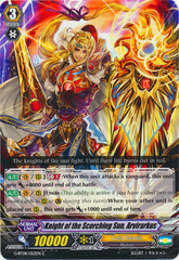 Knight of the Scorching Sun, Arvirarkus - G-BT08/052EN - C