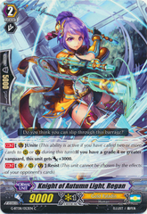 Knight of Autumn Light, Regan - G-BT08/053 - C