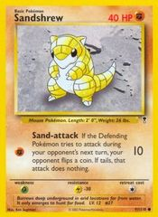 Sandshrew - 91/110 - Common