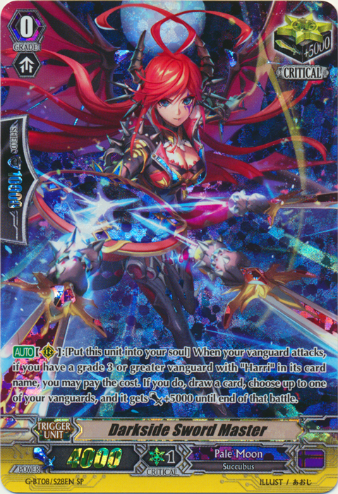 Darkside Sword Master - G-BT08/S28EN - SP