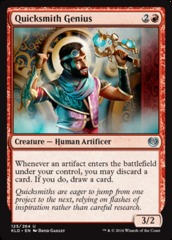 Quicksmith Genius - Foil