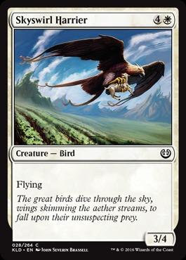 Skyswirl Harrier - Foil