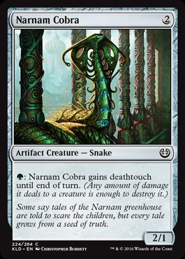 Narnam Cobra - Foil