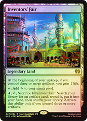 Inventors' Fair (Kaladesh Prerelease Foil)