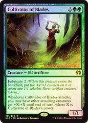 Cultivator of Blades (Kaladesh Prerelease Foil)