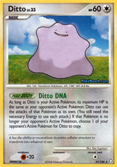 Ditto - 27/146 - Rare on Channel Fireball