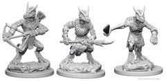 Nolzur's Marvelous Unpainted Miniatures - Kobolds
