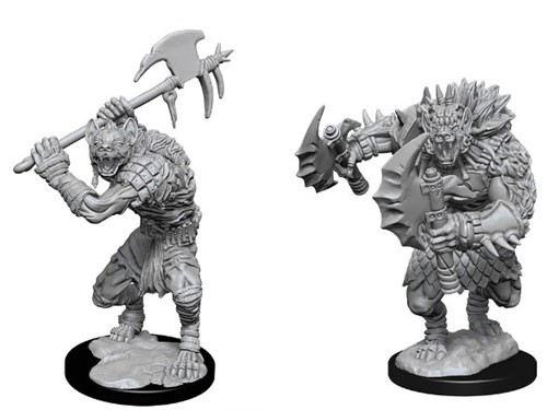 Nolzurs Marvelous Miniatures - Gnolls