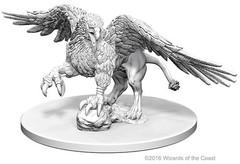 Nolzur's Marvelous Unpainted Miniatures - Griffon