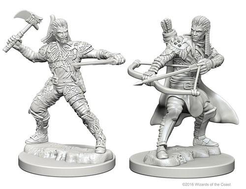Nolzurs Marvelous Miniatures - Human Ranger (Male)
