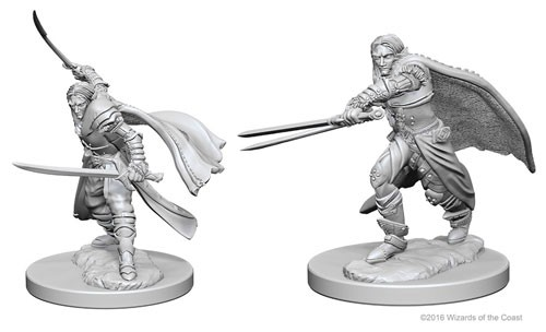 Nolzurs Marvelous Miniatures - Elf Ranger (Male)