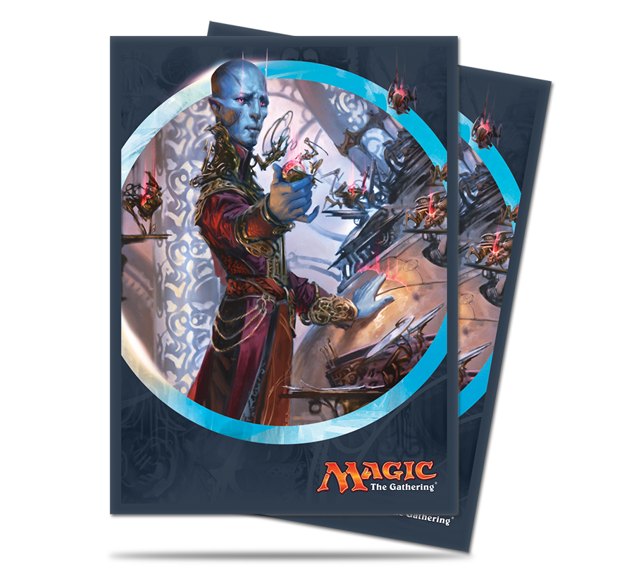 Ultra Pro - Kaladesh Dovin Baan Standard Deck Protector sleeves for Magic 80ct