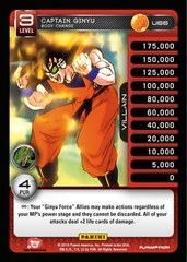 Captain GInyu - Body Change - Foil - 066 (Print 4 Foil)