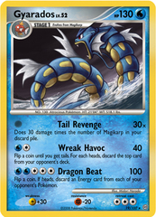 Gyarados - 19/100 - Cosmos Holo Raging Sea Theme Deck exclusive