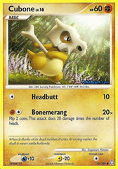 Cubone - 90/146 - Common