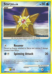 Staryu - 122/146 - Common