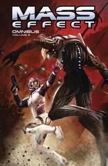 Mass Effect Omnibus Trade Paperback Vol 02
