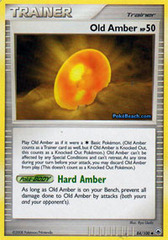 Old Amber - 84/100 - Uncommon on Channel Fireball