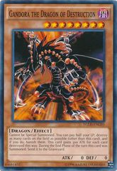 Gandora the Dragon of Destruction - YGLD-ENC03 - Common - Unlimited Edition
