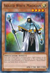 Skilled White Magician - YGLD-ENC20 - Common - Unlimited Edition