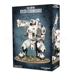 Tau Empire KV128 Stormsurge ( 56-18 )