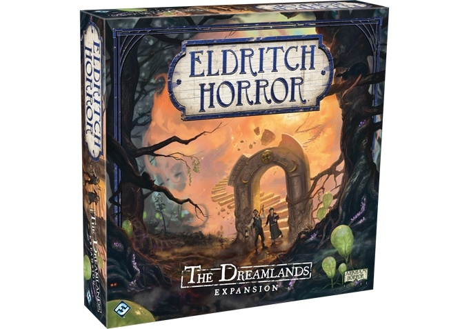 Eldritch Horror - The Dreamlands
