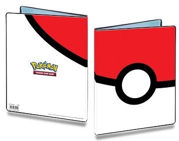 Ultra Pro - Pokemon - Pokeball Portfolio- 9 pocket