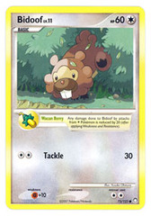 Bidoof - 73/123 - Common