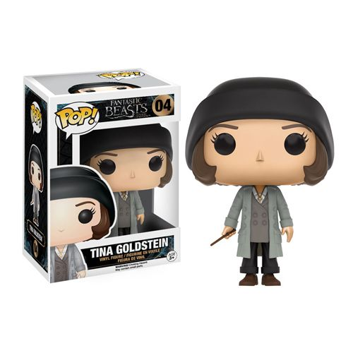 POP! FANTASTIC BEASTS AND WHERE TO FIND THEM 04 - TINA GOLDSTEIN