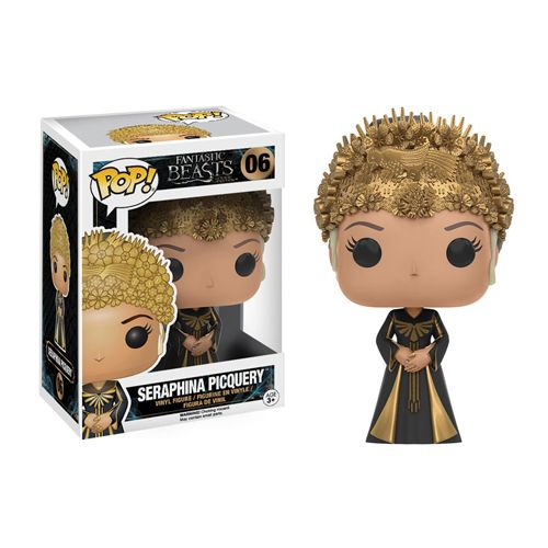 POP! FANTASTIC BEASTS AND WHERE TO FIND THEM 06 - SERAPHINA PICQUERY