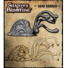 SHADOWS OF BRIMSTONE: SAND KRAKEN - XXL ENEMY PACK