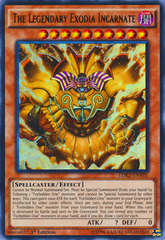 The Legendary Exodia Incarnate - LDK2-ENY01 - Ultra Rare - 1st Edition