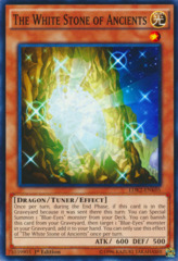The White Stone of Ancients - LDK2-ENK05 - Common - 1st Edition