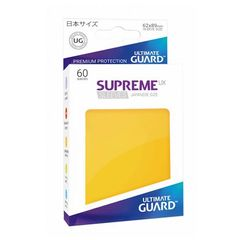 Ultimate Guard - Supreme UX Sleeves Small Size - Yellow (60)
