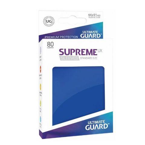 Ultimate Guard - Supreme UX Sleeves Standard Size - Blue (80)