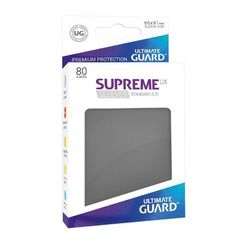 Ultimate Guard - Supreme UX Sleeves Standard Size - Dark Grey (80)