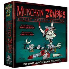 Munchkin Zombies: Guest Artist Edition