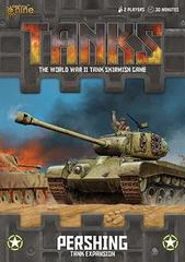 Tanks - US Pershing Tank Expansion