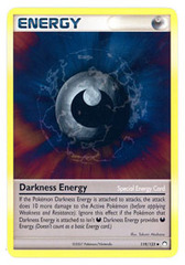 Darkness Energy (Special) - 119/123 - Uncommon