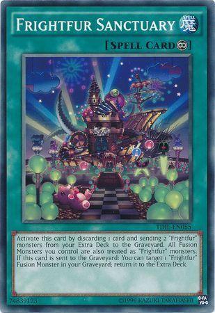 Frightfur Sanctuary - TDIL-EN055 - Common - Unlimited Edition