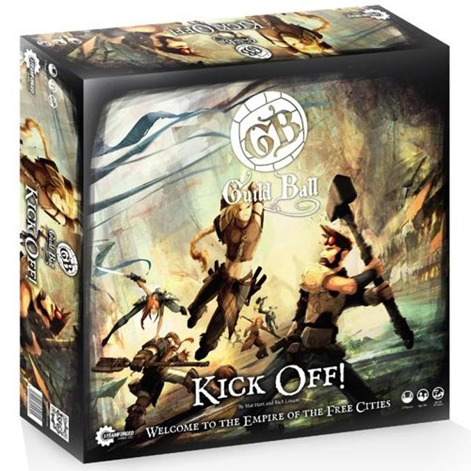 Guild Ball: Kick Off! 2 Player Starter Box