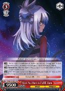 Wish You Want to Fulfill, Kuro - PI/EN-S04-E002 - RR