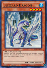 Blizzard Dragon - SDKS-EN017 - Common - 1st Edition