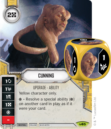 Cunning (Sold with matching Die)