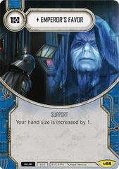 Emperor's Favor