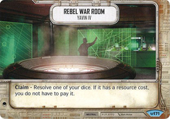 Rebel War Room