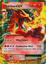Charizard-EX - 12/108 - Holo Rare ex